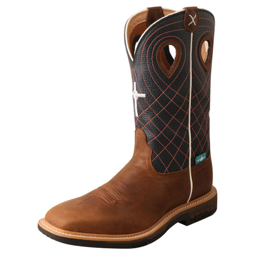"Women's 11"" Western Work Boot - WXBW001"