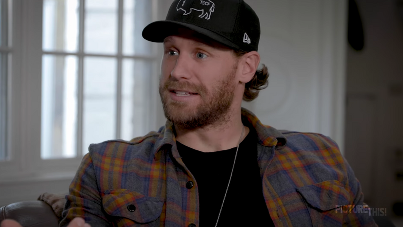 Chase Rice Shares Why He Lives Life 'Head Down, Eyes Up'  [WATCH]