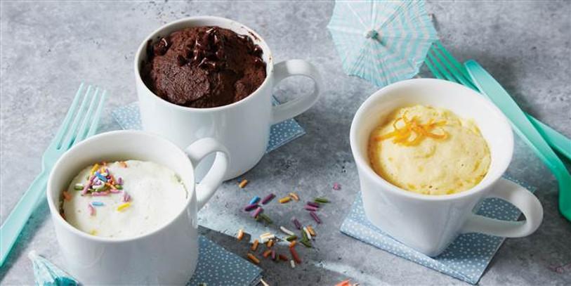 Two Minute Yummy Chocolate Mug Cake