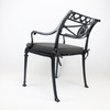 Filigree Design Star and Dolphin Chair