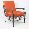 Dolphin Arm Grand Chair