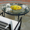 Star Design Round Coffee Table
