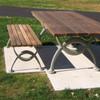 1964 Picnic Table Companion Bench