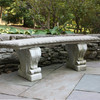 Classic Curved Garden Bench