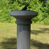 Faceted Pedestal
