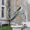 Quick Ship  - Armillary Sundial