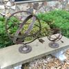 Classic Armillary Sundial in 3 Sizes