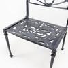 Filigree Design Side Chair