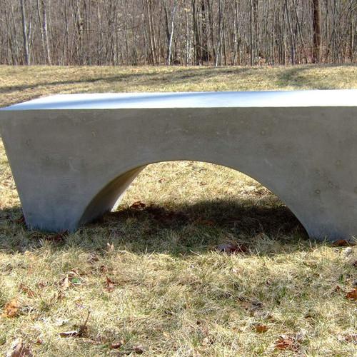 Monolithic Bench