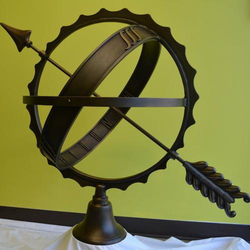 Scalloped Ring Sundial