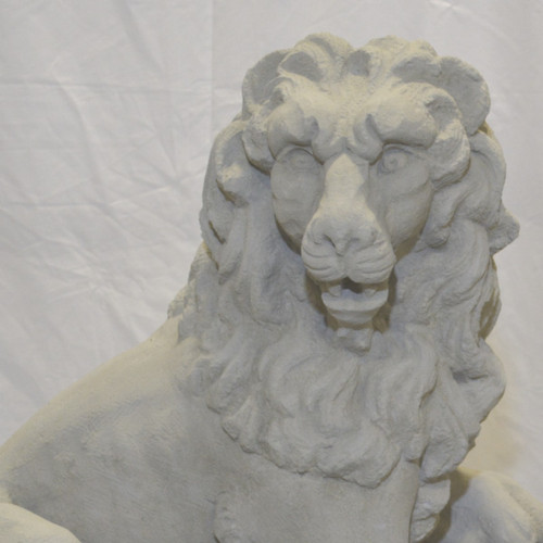 Lion with Ball - Left and Right models