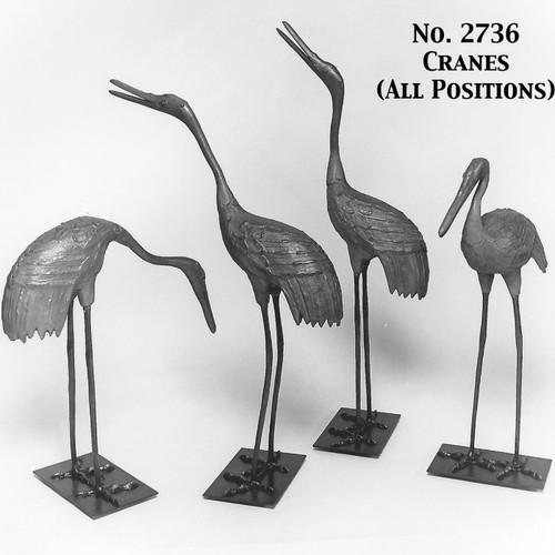 Lead Cranes, Large size