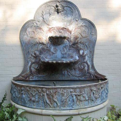 Ornate Floor Fountain