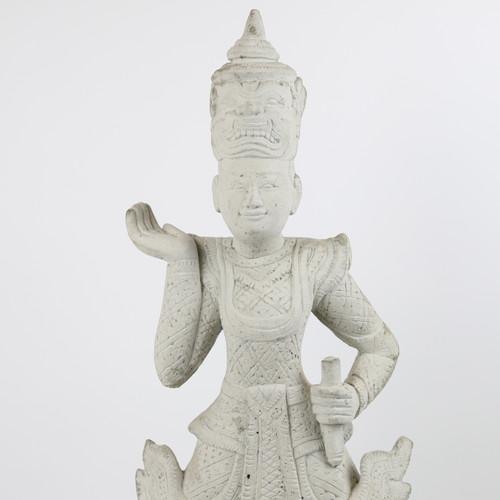 Quick Ship - Cambodian Temple Figure