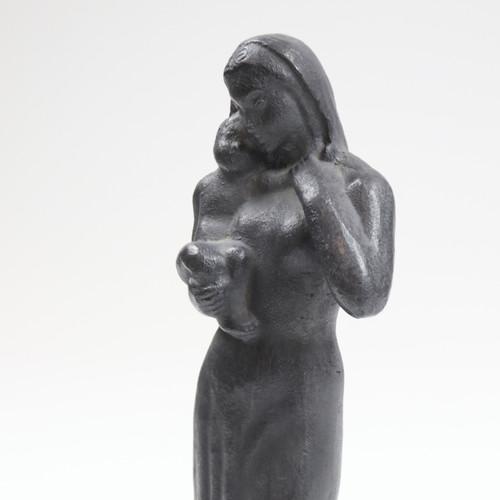 Madonna Figure with Child