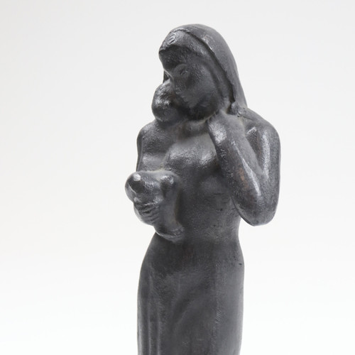 Quick Ship -  Madonna Figure with Child