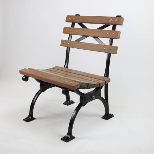1939 World's Fair Armless Chair