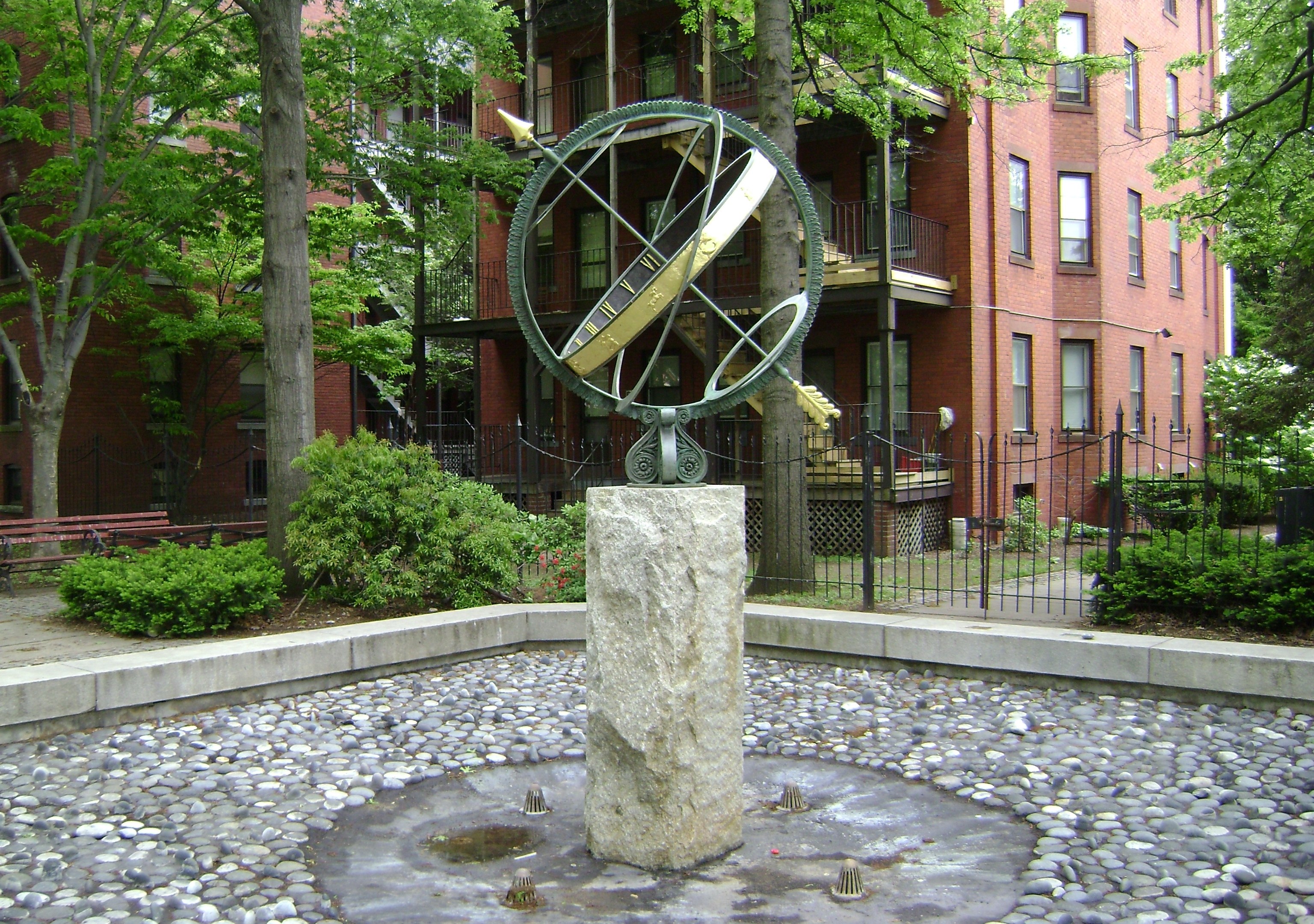 Sundials and Armillary Spheres Bring Art and Function to the Garden