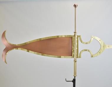 Swordfish Weathervane