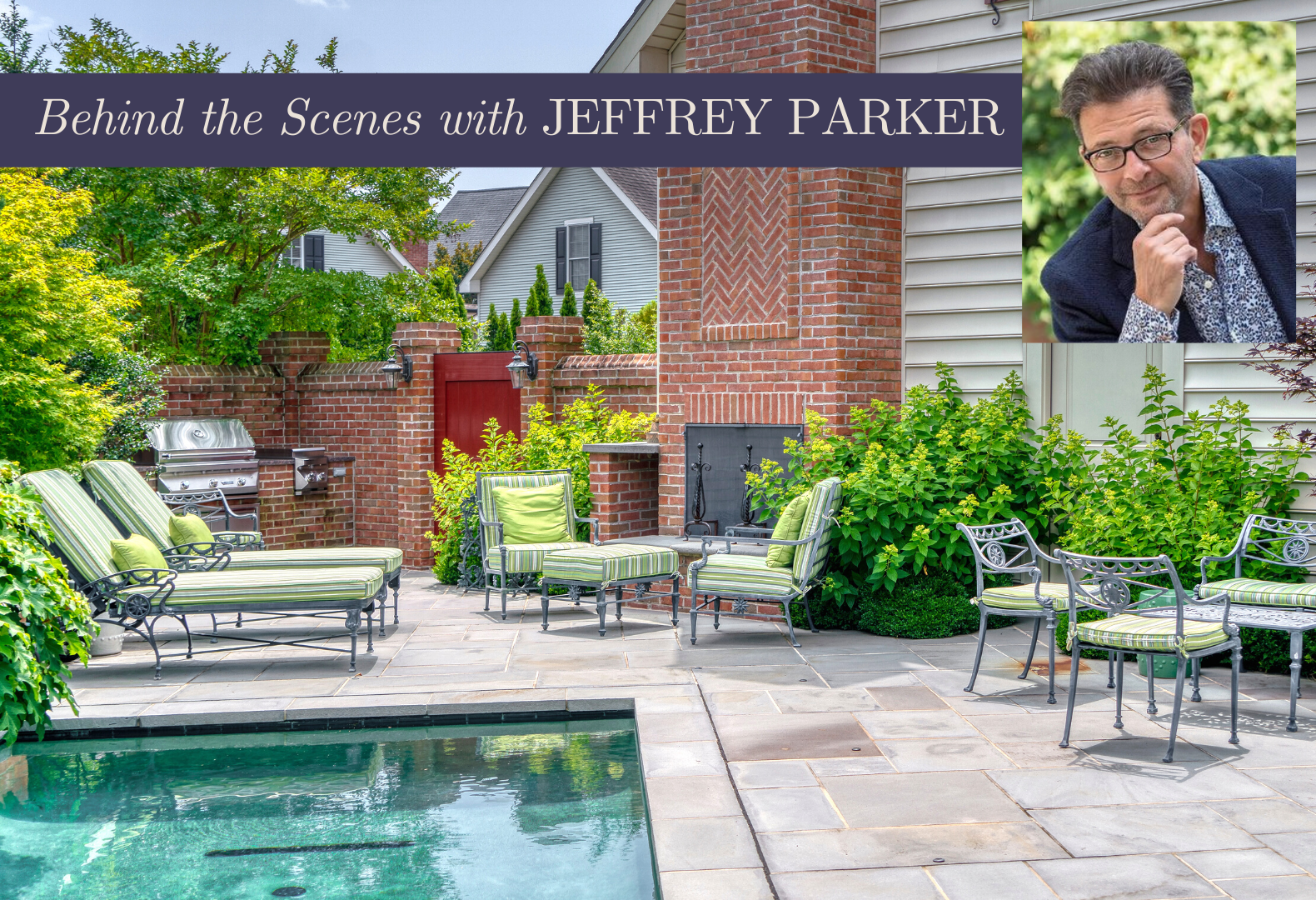 Behind the Scenes with Designer Jeffrey Parker
