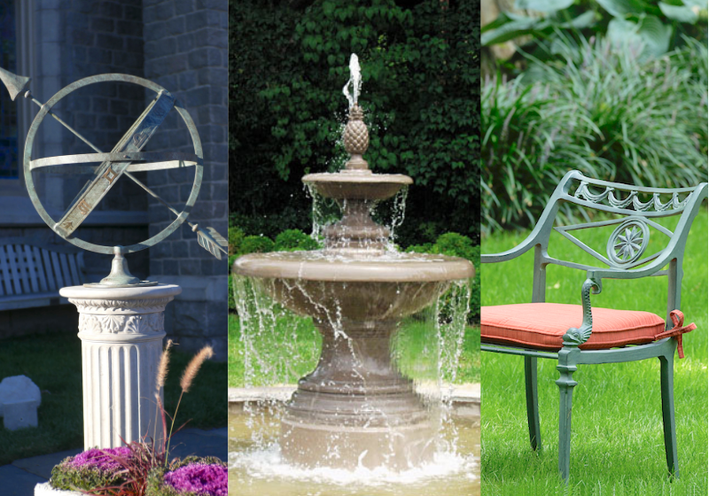 5 Classic Focal Points to Enhance your Landscape