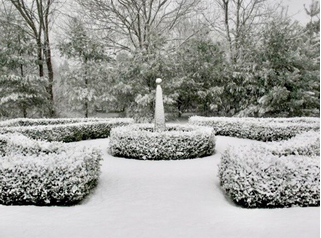 How to Use Ornamentation to Enhance the Winter Garden