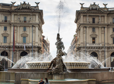 Inspiration from the Fountains of Rome
