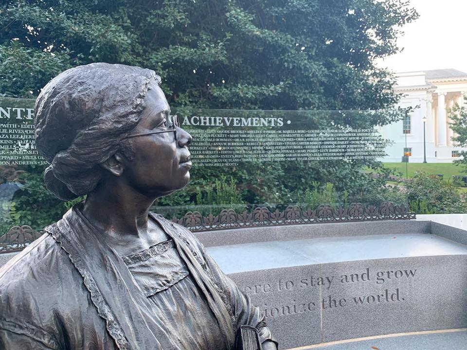 Kenneth Lynch and Sons Contributes to Fabrication of the Virginia Women's Monument