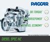 Paccar MX13 EGR/DPF/UREA Delete