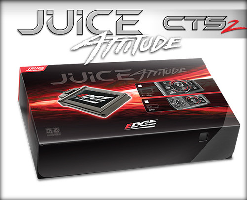 Edge Juice with Attitude CTS2 06'-07'
