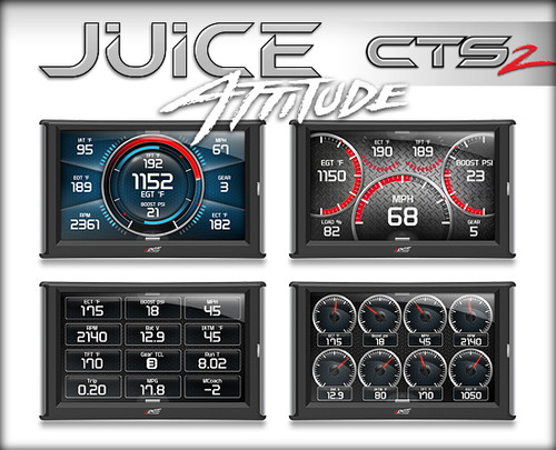 Edge Juice with Attitude CTS2 13'-15'