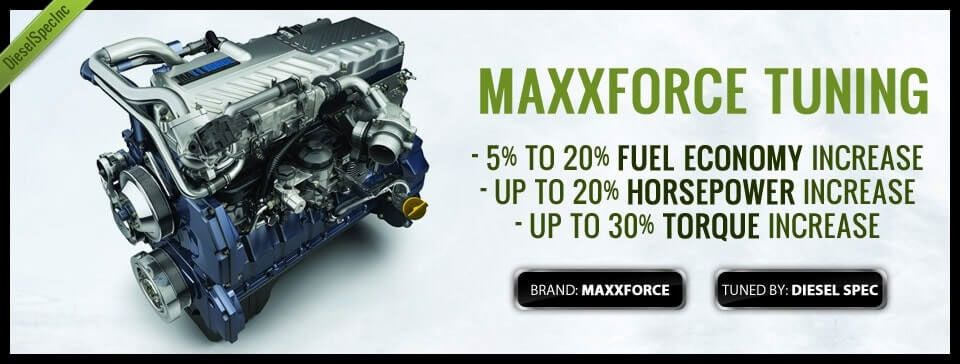 Big Rigs - MaxxForce - Smoke 'Em Performance & Repair