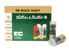 "Surplusammo.com | Surplus Ammo 12 Gauge Sellier & Bellot S&B 2 3/4"" 00 Buckshot 9 Pellets Shotgun Shot Shell Ammunition SB12BSJ, V212882U"