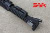 "SAA 300BLK 10.5"" HBAR 1:7 Nitride Mid Length YHM Diamond Quad Rail A2 Complete AR-15 NFA/Pistol Upper Receiver"
