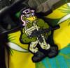 Thrilla the Gorilla Embroidered Velcro back Morale Patch Surplus Ammo