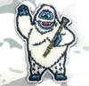 Surplus Ammo | Surplusammo.com Bumble The Abominable Snow Monster Morale Patch