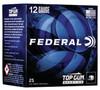 "12 Gauge Federal Top Gun Sporting 2-3/4"" #7.5 Lead Shot 1 oz TGSF128 7.5 FDTGSF128 7.5"