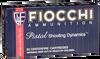 38 Super 129 Grain FMJ Fiocchi (NOT 38special) #38SA FI38SA