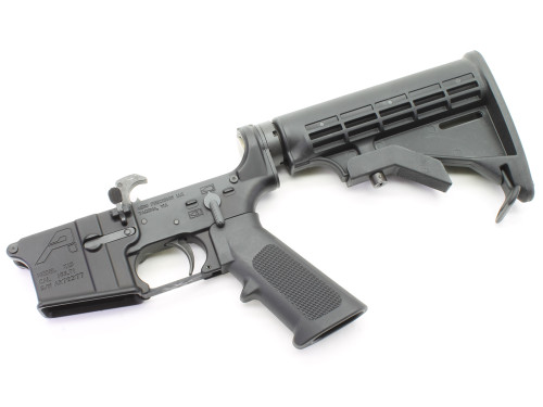 Aero Precision AR15 Stripped Lower Receiver & Lower Parts