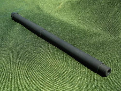 "Surplusammo.com Black Hole Weaponry AR-15 18""  Mid-Length Stainless Steel 6.8 Spec II 1:11 Poly Barrel"