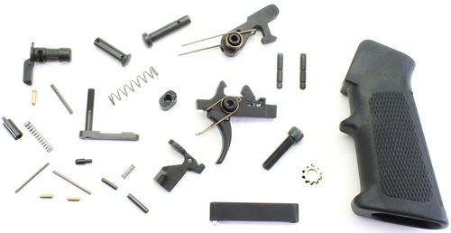Rock river lower parts kit single stage trigger ar0120