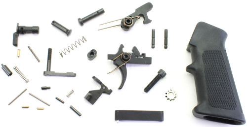 Surplusammo.com Rock River Arms National Match Lower Receiver Parts Kit with 2-Stage Trigger for AR-15 AR0120NMK