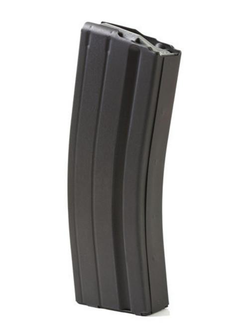 Surplus Ammo, Surplusammo.com Ammunition Storage Components (ASC) AR-15 6.8 SPC 25 Round Stainless Steel Magazine