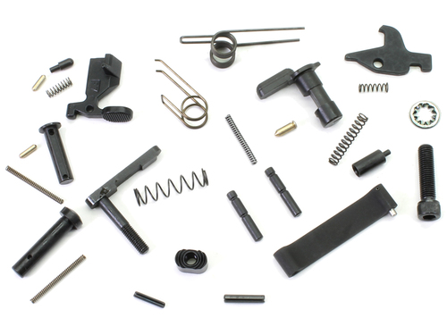 DPMS AR-15 Lower Receiver Parts Kit WITHOUT Hammer, Trigger, or Pistol Grip DPMS-LPK-NH-NT-NP