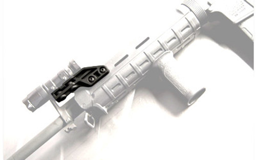 Magpul MOE Scout Mount 11 O'Clock Picatinny Rail Flashlight Attachment Point for MOE Handguards - Left Side
