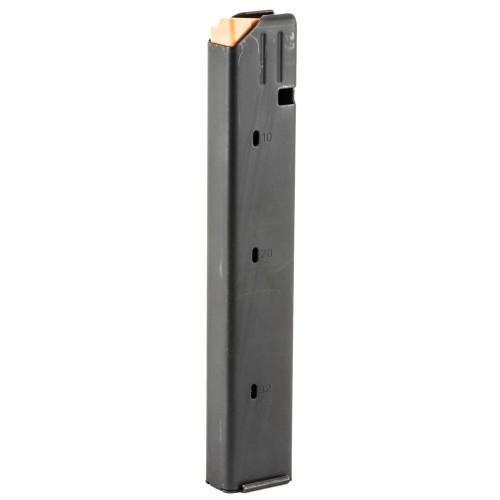 Ammunition Storage Components AR-15 9mm 32 Round Stainless Steel Magazine  9mm-32RD-SS