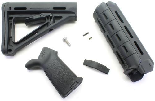 Magpul MOE Upgrade Kit - MOE Stock, Handguard, Pistol Grip, & Trigger Guard MOE UPGRADE KIT