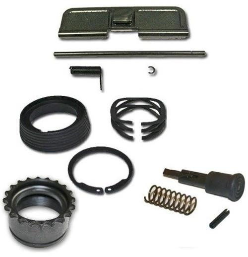 Surplusammo.com AR-15 Upper Receiver Kit:  Forward Assist, Dust Cover, Barrel Nut, & Delta Ring Assemblies