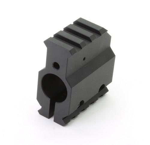 "Surplus Ammo | Surplusammo.com SAA AR-15 Dual Picatinny Railed Gas Block .750"" For Sale In Stock"