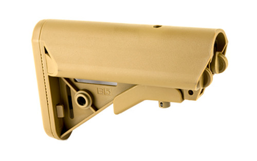 B5 Systems SOPMOD Butt-Stock Mil-Spec with Quick Detach Mount - CB
